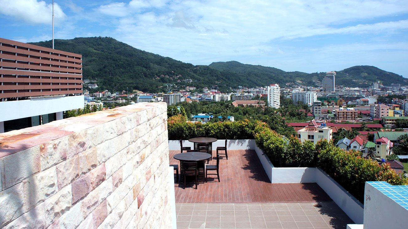 Contact Us | The Unity Patong Condo in Phuket, Thailand